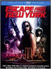 Escape from New York (Blu-ray Disc) (2 Disc) (Collector's Edition) 1981