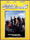 Fast & Furious 6 (DVD) (Eng/Spa/Fre) 2013