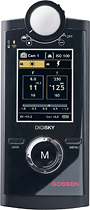 Gossen - Digisky Digital Exposure Meter