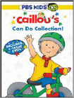 Caillou: Caillou'S Can Do Collection (DVD) (3 Disc)