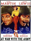 At War With the Army (DVD) (Black & White) 1950