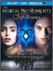 The Mortal Instruments: City of Bones (Blu-ray Disc) (2 Disc) (Ultraviolet Digital Copy) (Eng) 2013