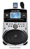 Karaoke USA - MP3 Portable Karaoke Player
