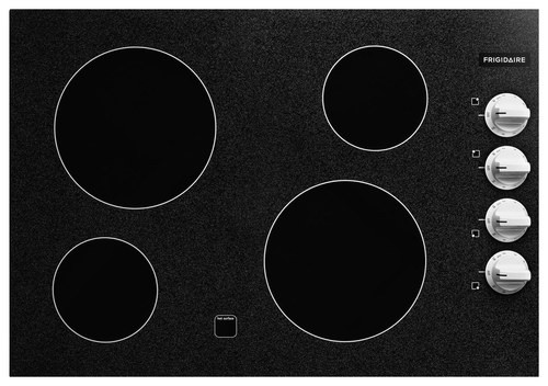 36 electric cooktop downdraft