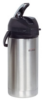 BUNN - 3-7/8L Commercial Airpot - Stainless-Steel