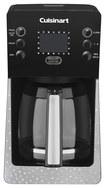 Cuisinart - Crystal 14-Cup Coffeemaker - Black/Stainless-Steel