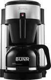 BUNN - Velocity Brew 6-1/4-Cup Coffeemaker - Stainless-Steel
