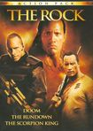 The Scorpion King/the Rundown/doom [unrated] [3 Discs] (dvd) 2671663