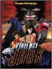 Violence Jack Complete Ova Series (DVD)