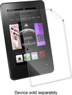"ZAGG - InvisibleSHIELD Screen Protector for Kindle Fire 7"" HDX - Clear"