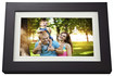 "ViewSonic - 10.1"" LCD Digital Photo Frame - Espresso"