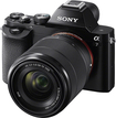 Sony - Alpha a7 Mirrorless Camera with 28-70mm Lens - Black
