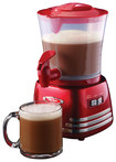 Nostalgia Electrics - Retro Series Hot Chocolate Maker - Red