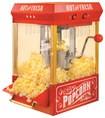 Nostalgia Electrics - Kettle Popcorn Popper - Red
