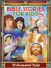Bible Stories For Kids: 10 Animated Tales (DVD) (2 Disc)