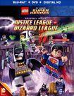 Lego Dc Comics Super Heroes: Justice League Vs. Bizarro League [blu-ray/dvd] 26746782
