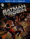 Batman Vs. Robin [2 Discs] [includes Digital Copy] [ultraviolet] [blu-ray/dvd] 26751135