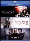 Blade/Blade II/Blade: Trinity (Blu-ray Disc) (3 Disc) (Enhanced Widescreen for 16x9 TV) (Eng/Spa)