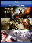 Clash Of Titans / Clash Of Titans / Wrath Of Titan (blu-ray Disc) 7192397
