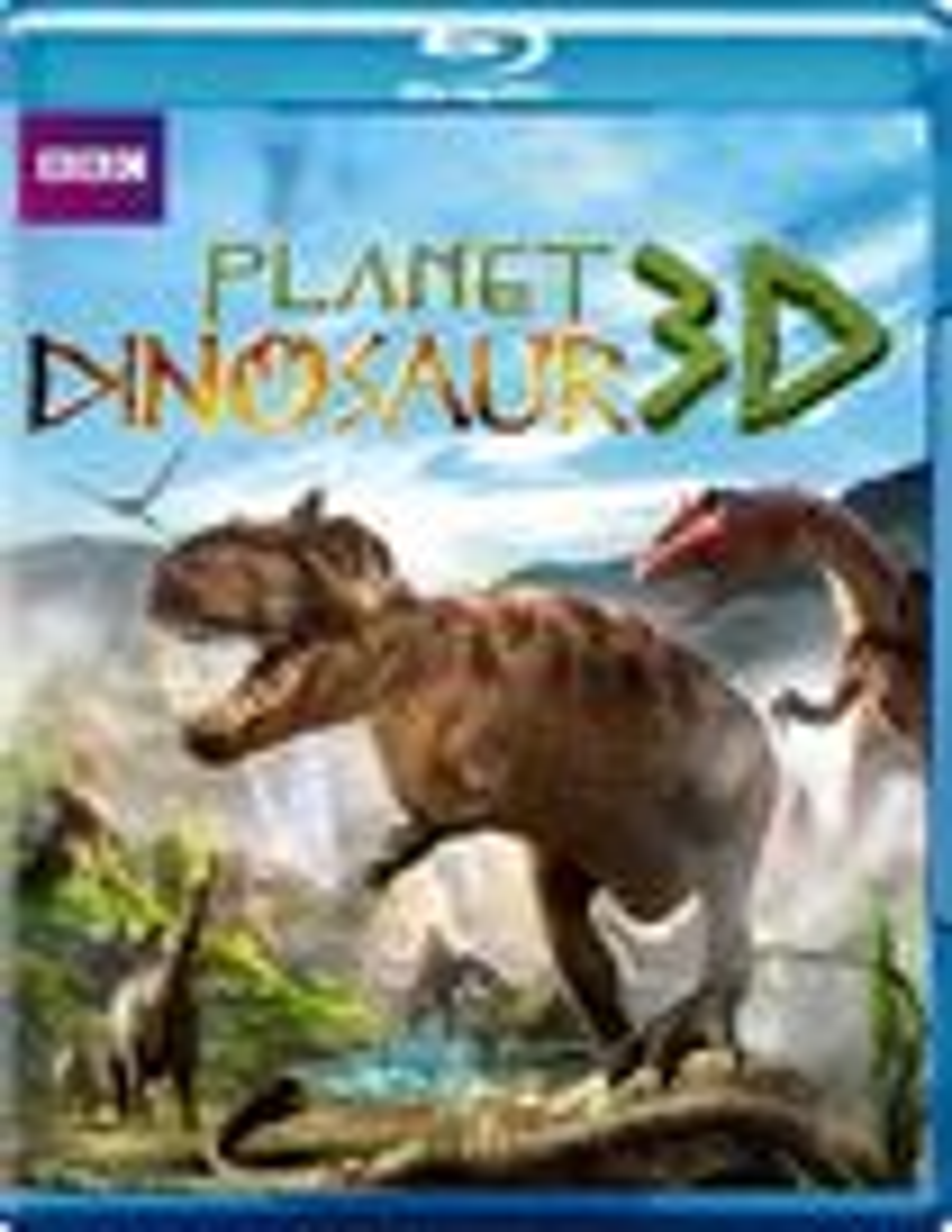 Planet Dinosaur [3d] [blu-ray] [2012] 26751231