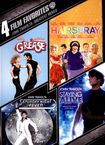 John Travolta: Greatest Moves - 4 Film Favorites [4 Discs] (dvd) 26751286