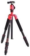"""FotoPro - C4i 54.3"""" Tripod - Red"""