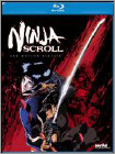 Ninja Scroll (Blu-ray Disc) 1986