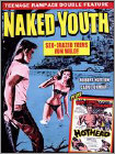 Juvenile Delinquent Dbl Feature: Hothead / Naked (DVD)