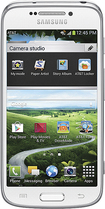 Samsung - Galaxy S4 Zoom 4G Cell Phone - White (AT&T)