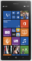 Nokia - Lumia 1520 4G Cell Phone - White (AT&T)