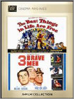 Best Things In Life Are Free / Three Brave Men (DVD)