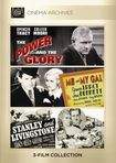 The Power And The Glory/me And My Gal/stanley And Livingstone [3 Discs] (dvd) 26783142