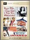 I Can Get It For You Wholesale/The Marriage-Go-Round/Untamed (DVD)
