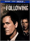Following: The Complete First Season [7 Discs] [Blu-ray/DVD] (Blu-ray Disc) (Enhanced Widescreen for 16x9 TV) (Eng/Spa/Por)