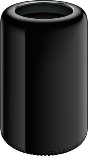 Apple - Mac Pro - 6-Core Intel® Xeon® Processor - 16GB Memory - 256GB Flash Storage - Black