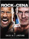 WWE: Rock vs. Cena (DVD)