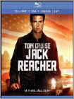 Jack Reacher (Blu-ray Disc) 2012