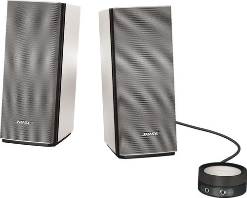 Bose® - Companion® 20 Multimedia Speaker System (2-Piece)
