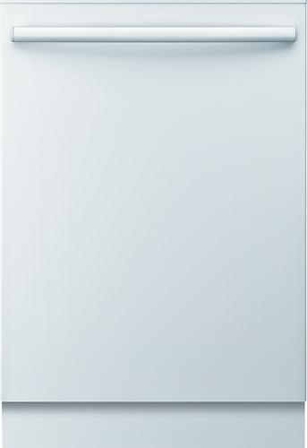 "Bosch - Ascenta 24""Tall Tub Built-In Dishwasher - White"