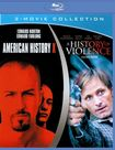 American History X/a History Of Violence [blu-ray] 2684272