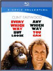 Every Which Way But Loose/Any Which Way You Can [2 Discs] [Blu-ray] (Blu-ray Disc) (Enhanced Widescreen for 16x9 TV) (Eng/Fre/Spa)