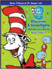 Cat In The Hat: Discover & Investigate With Cat In (DVD)