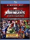 Ultimate Avengers 3 Movie Collection (blu-ray Disc) (2 Disc) 8875637