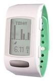 LifeTrak - Core C200 Watch - White/Pistachio