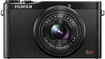 Fujifilm - XQ1 12.0-Megapixel Digital Camera - Black