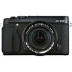 Fujifilm - X-e2 Mirrorless Camera With 18-55mm Lens - Black