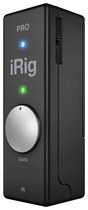 IK Multimedia - iRig Pro USB/MIDI Audio Interface