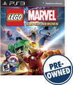 LEGO Marvel Super Heroes - PRE-OWNED - PlayStation 3