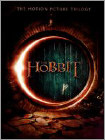 Hobbit: Part 1-3 Theatrical Trilogy [3 Discs] (DVD) (Ultraviolet Digital Copy) (Enhanced Widescreen for 16x9 TV) (Eng/Fre/Spa)