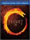Hobbit: Part 1-3 Theatrical Trilogy (Blu-ray 3D) (Ultraviolet Digital Copy)